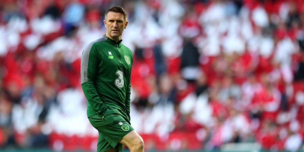 Robbie Keane to make decision...