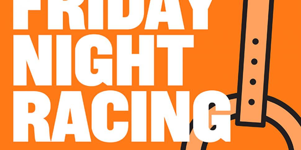 FRIDAY NIGHT RACING   Pat Keog...