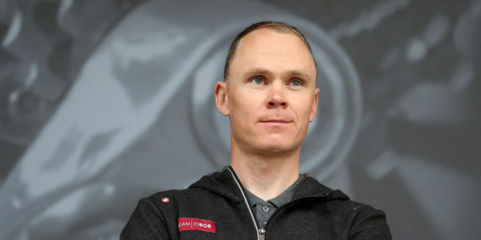 Chris Froome set to be awarded...
