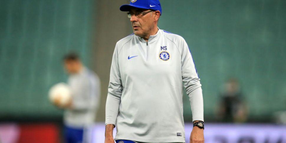 Sarri set for Juve job