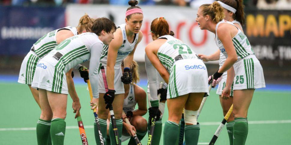 Irish Women's Hockey Team keep...