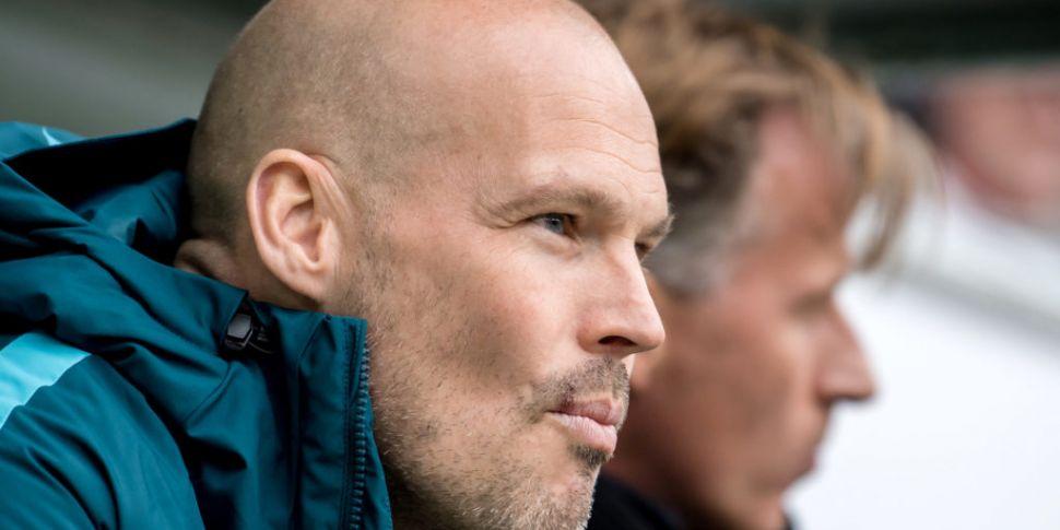 Freddie Ljungberg promoted to...