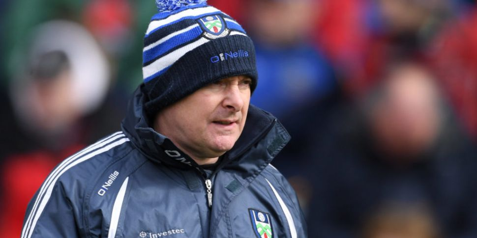 O'Rourke steps down as Monagha...