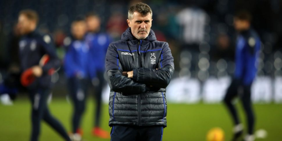 Roy Keane leaves Nottingham Fo...