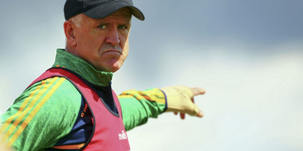 John Maughan believes Offaly c...