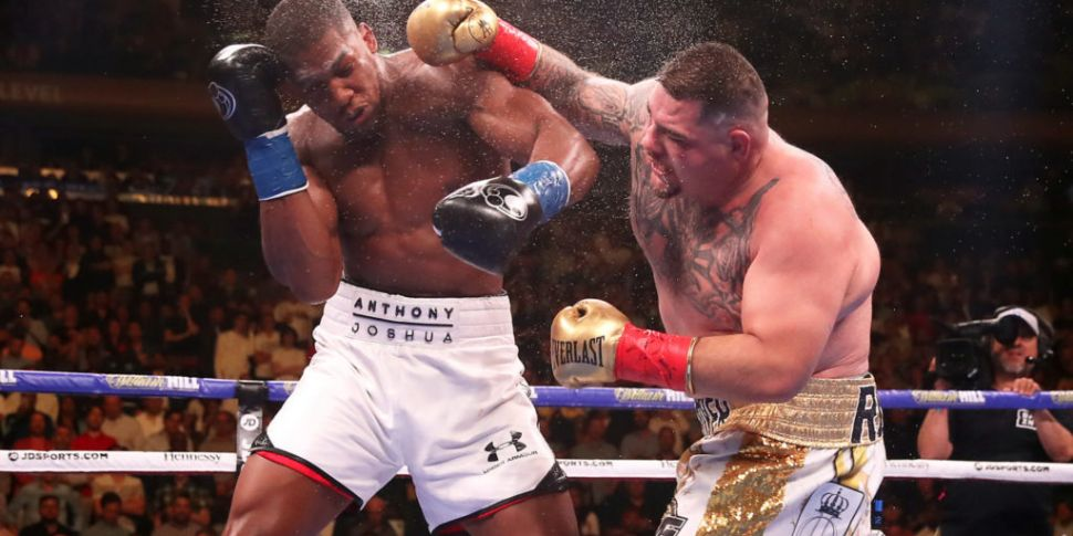 Joshua and Ruiz rematch set fo...