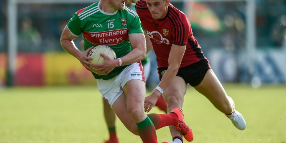 Mayo v Armagh All-Ireland qual...