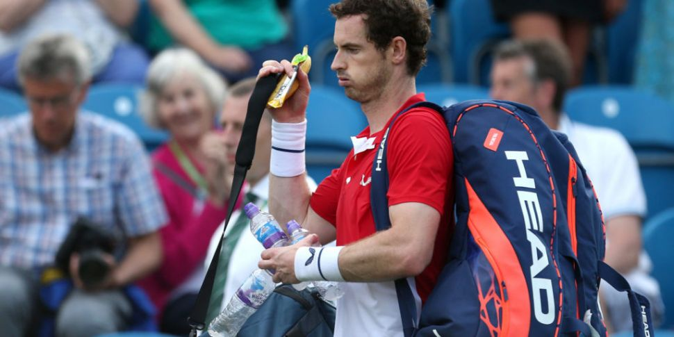 Defeat for Andy Murray at East...