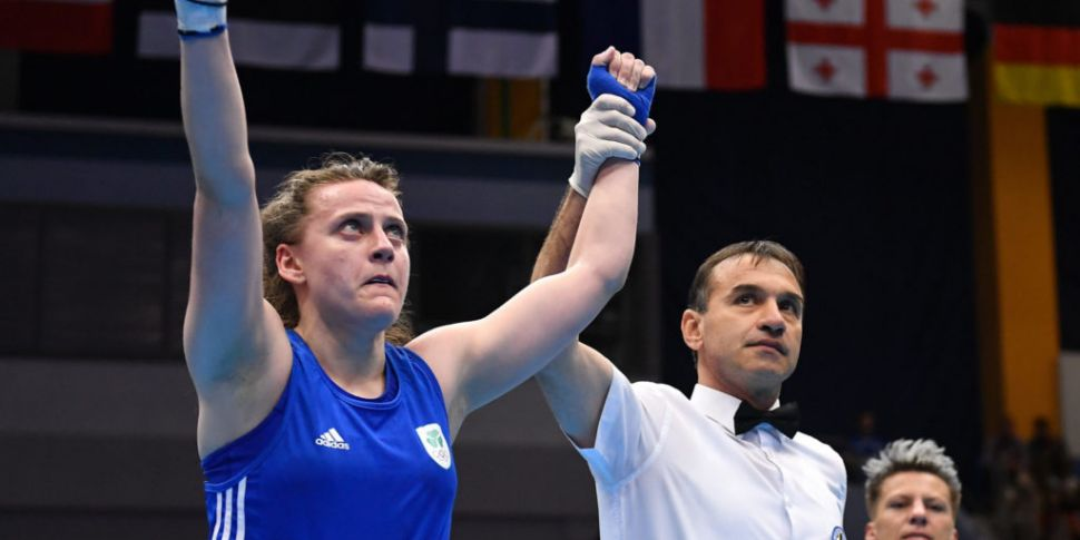 Michaela Walsh stuns world cha...