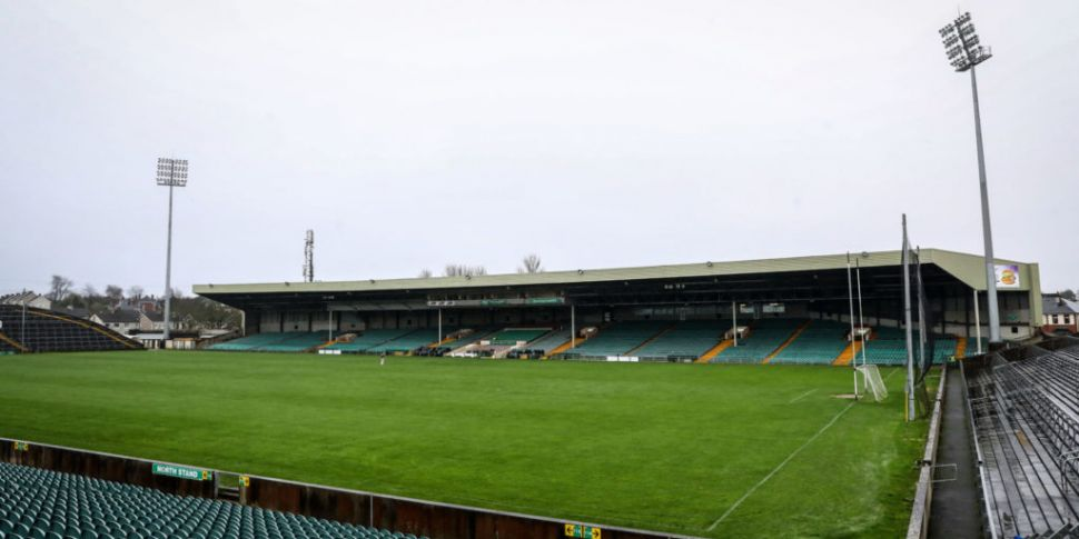 All-Ireland Championship venue...