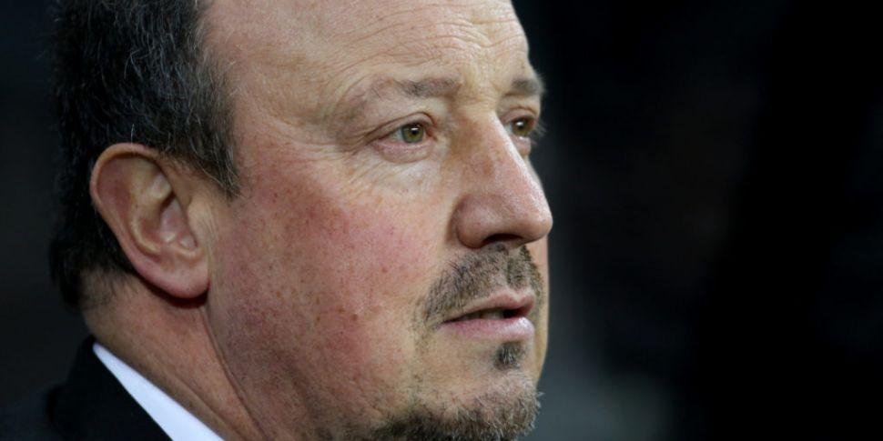 Rafa Benitez leaves Chinese Su...