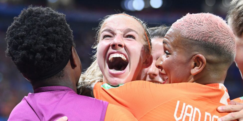 Groenen goal guides Dutch to W...