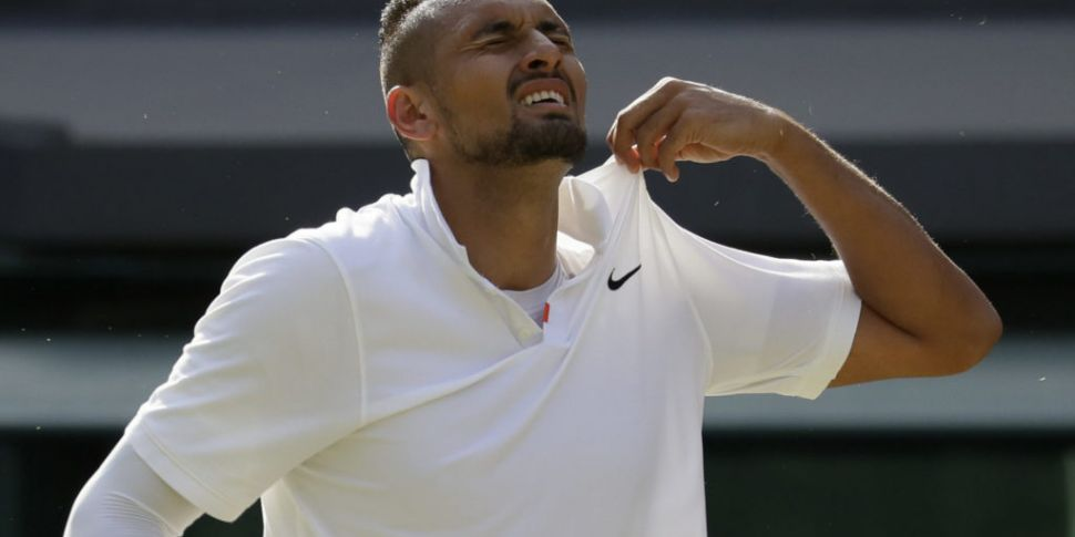 Kyrgios refuses to apologise f...