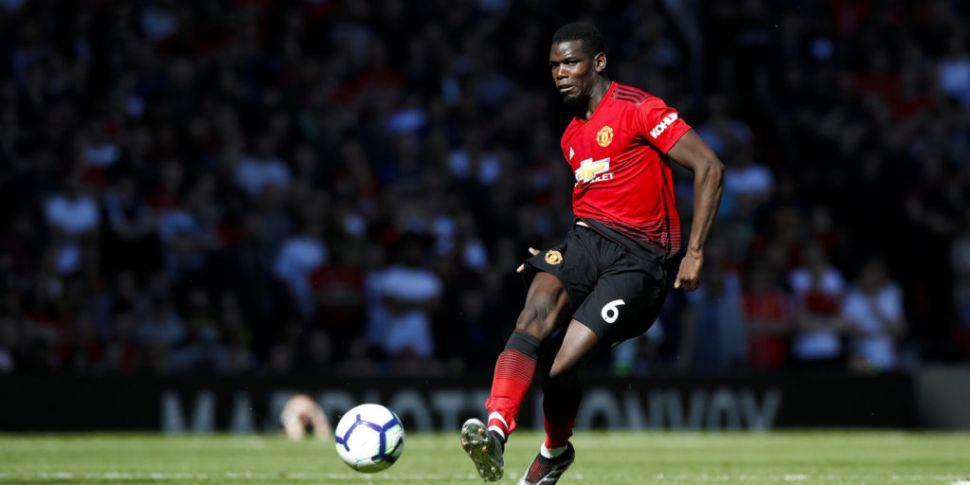 Paul Pogba to tour with Manche...