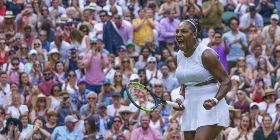 Serena Williams needed the 'bu...