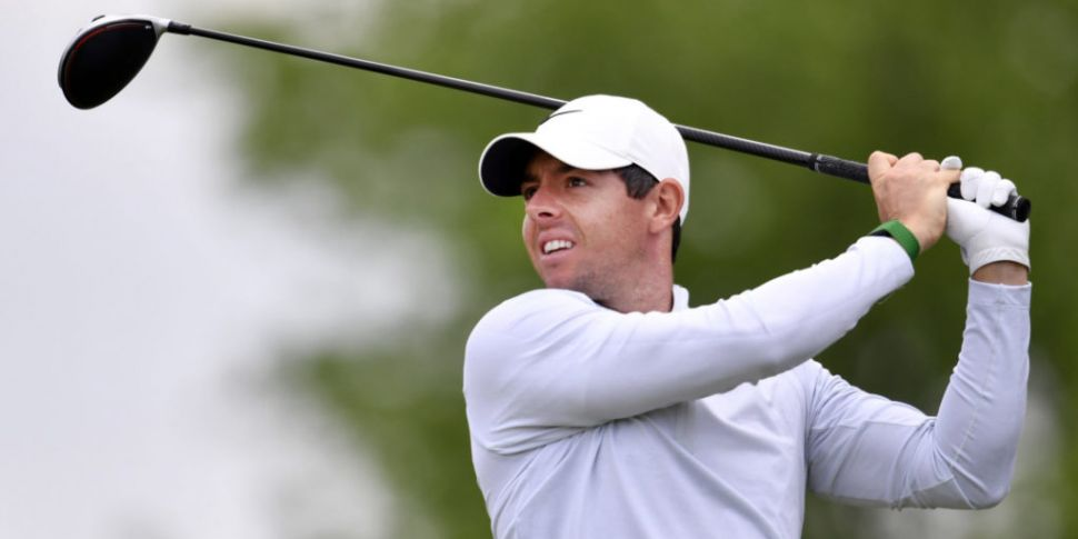 Rory McIlroy had contact with...