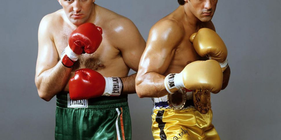 INTERVIEW   Gerry Cooney on he...