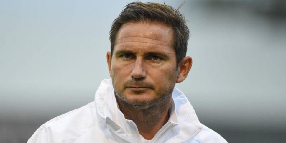 Lampard says top 4 in Chelsea'...