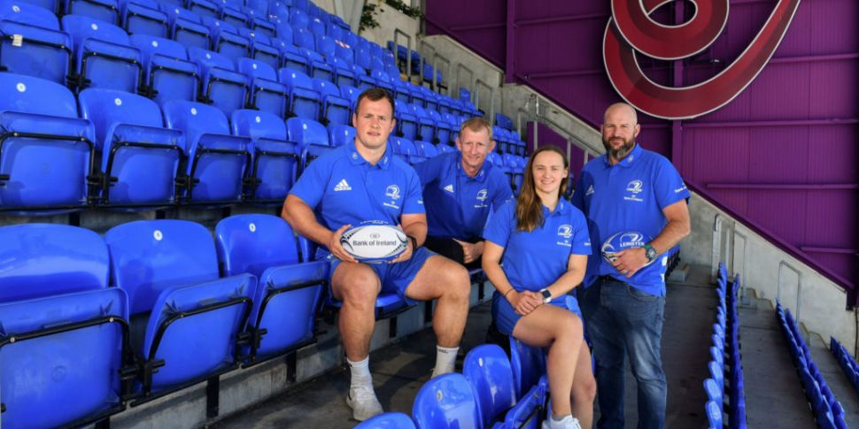 Leinster Rugby announce histor...