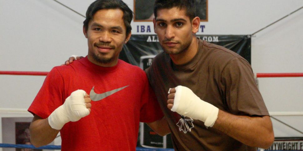 Manny Pacquiao to face Amir Kh...
