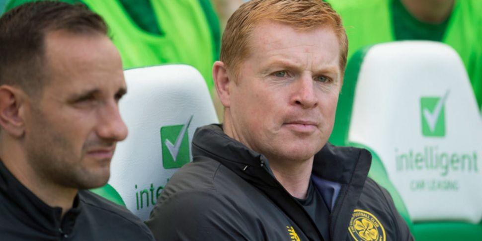 Celtic manager Neil Lennon res...
