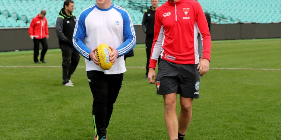 Colin O'Riordan signs two-year...