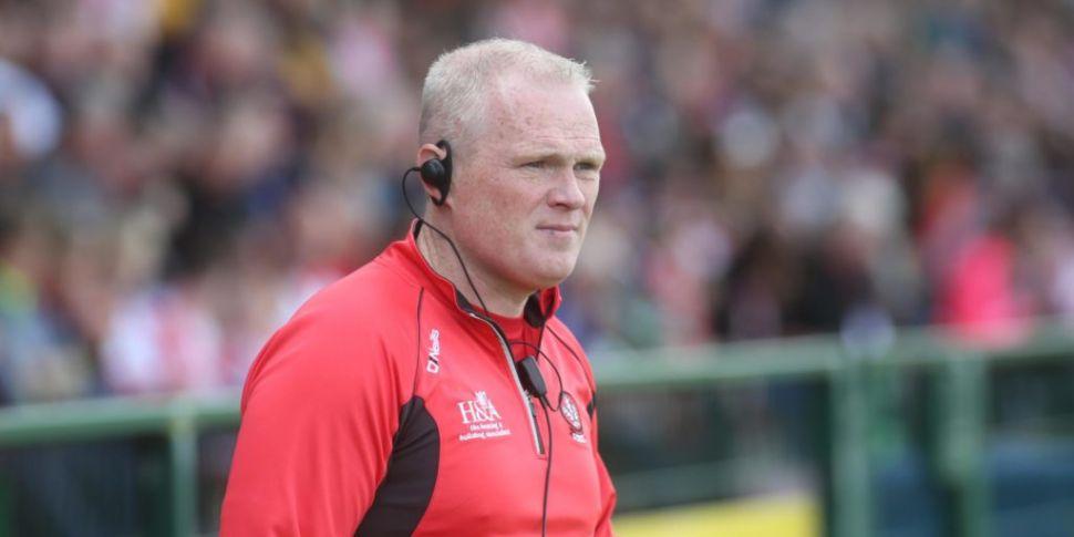 McErlain steps down as Derry m...