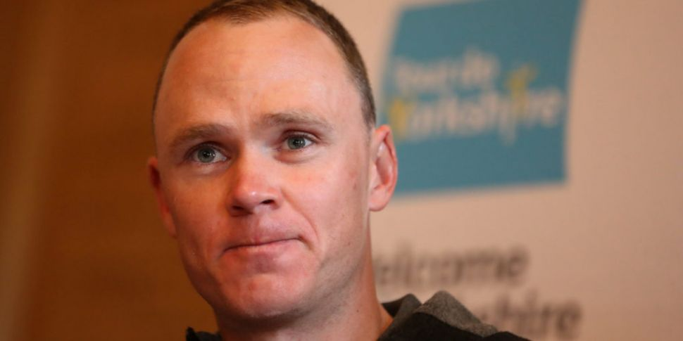 Chris Froome awarded 2011 Vuel...