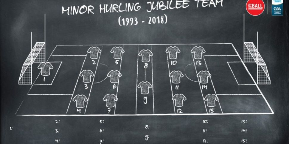 Greatest minor hurling keepers