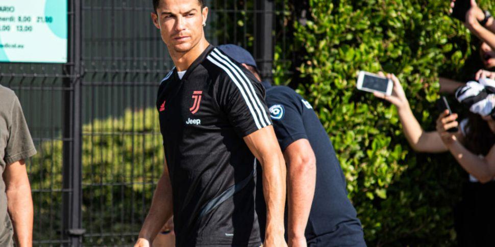 Ronaldo to avoid criminal char...