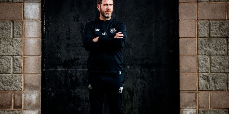Shamrock Rovers boss Stephen B...