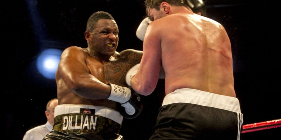 Dillian Whyte faces eight-year...
