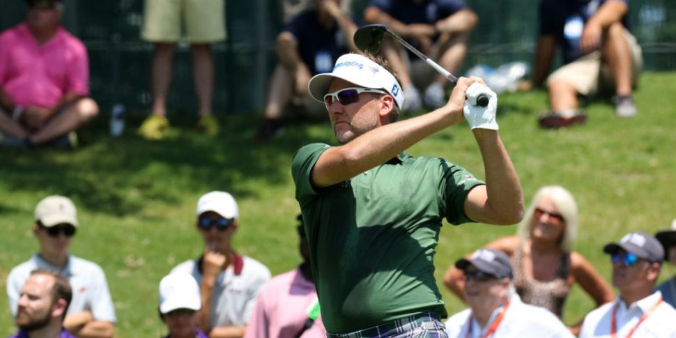 Ian Poulter wants heckling to...