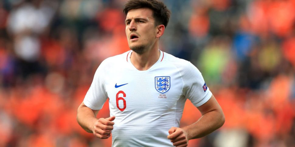 Harry Maguire joins Manchester...