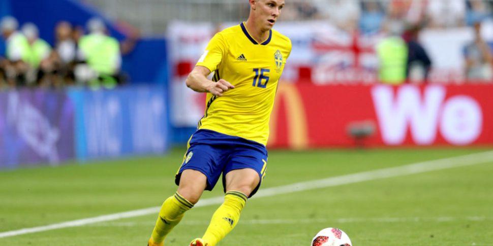 Newcastle sign Swedish interna...