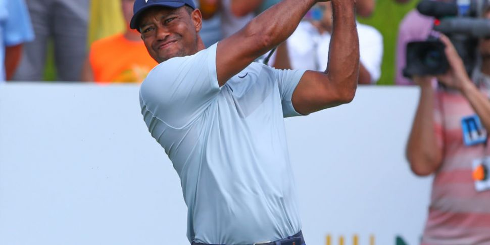 Tiger Woods withdraws from Nor...