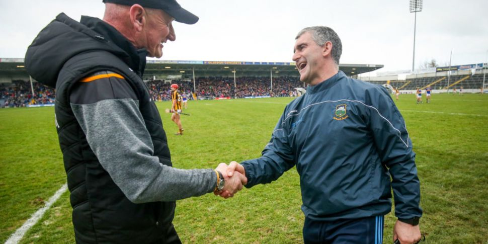 The All-Ireland hurling final...
