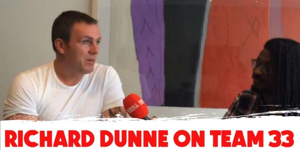 Richard Dunne Interview, Harry...