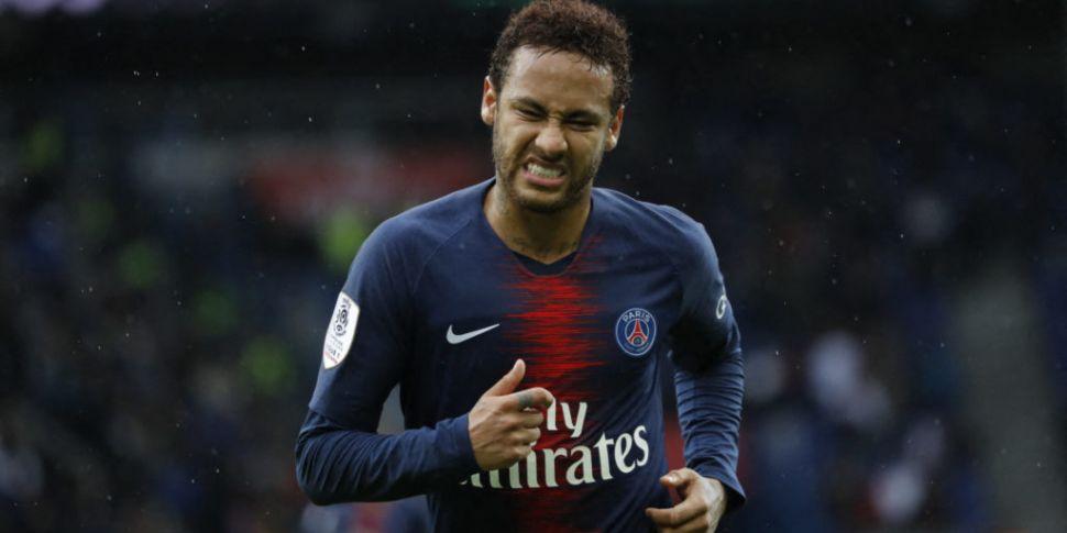 Neymar has Champions League ba...