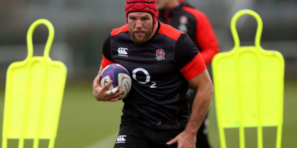 Former England rugby player si...