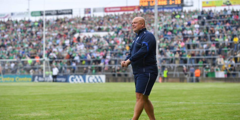 Derek McGrath rules out return...