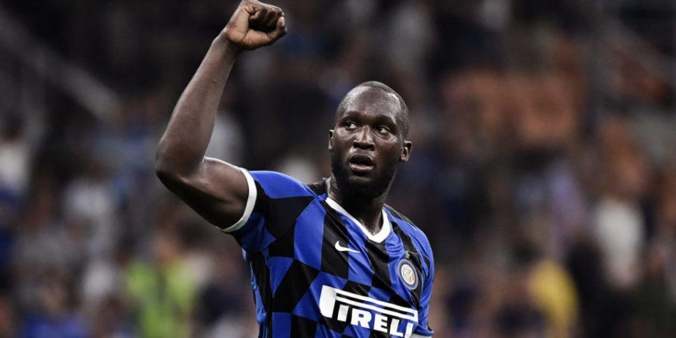 Lukaku on target in Inter Mila...