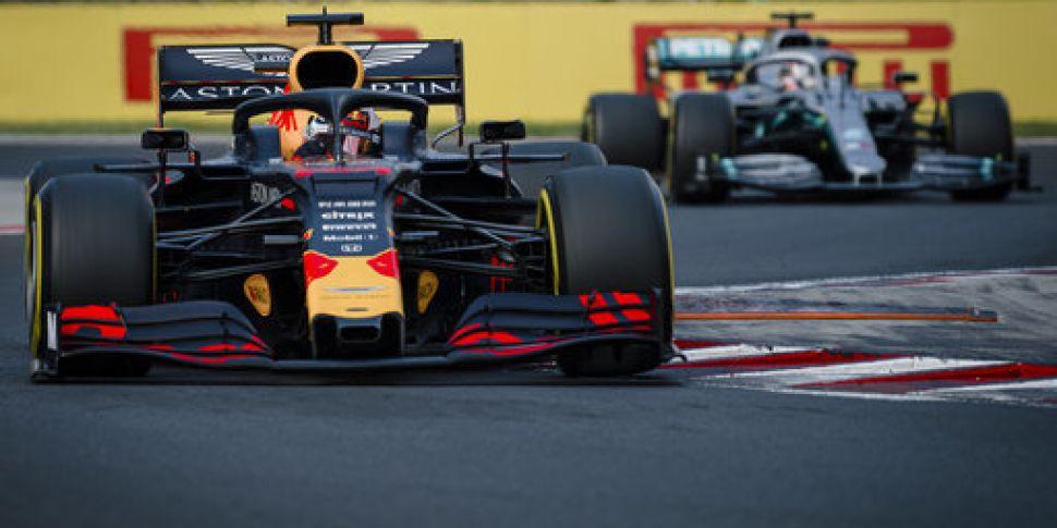 F1 season hitting the Algarve...