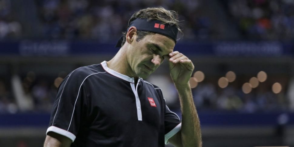 Federer crashes out of US Open