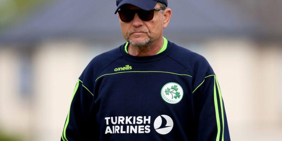 Head coach Graham Ford calls u...