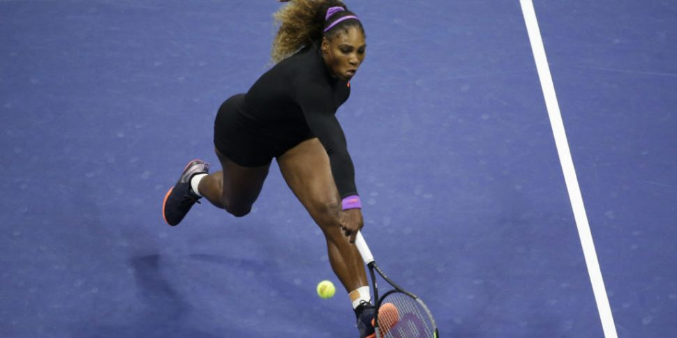Serena a step closer to histor...