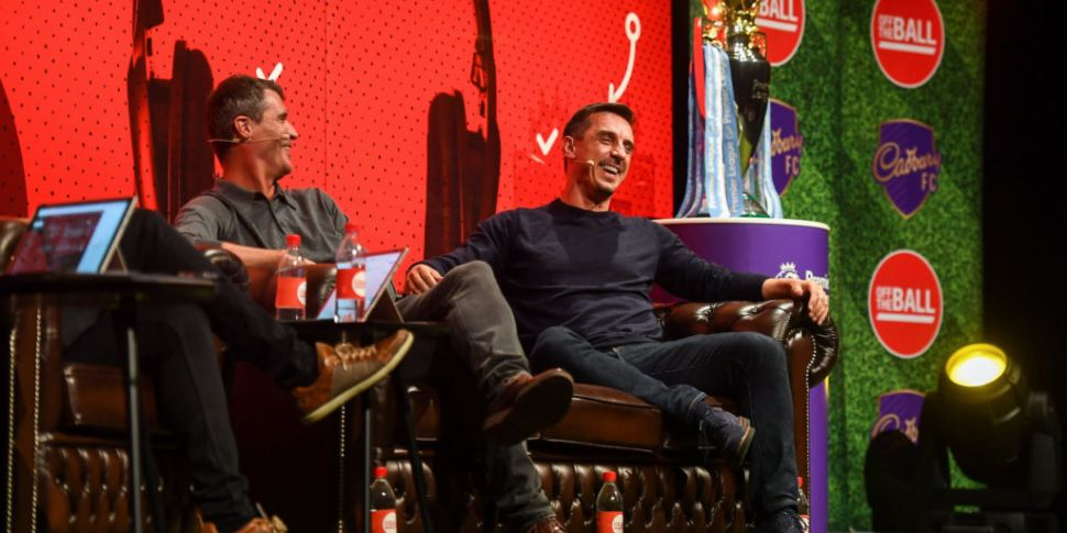 ROY KEANE AND GARY NEVILLE | T...