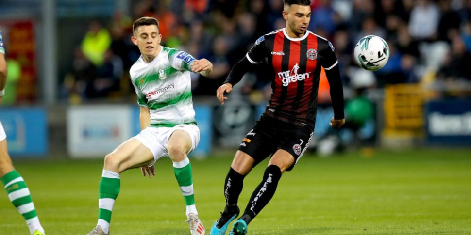 Bohs to face Rovers in FAI Cup...