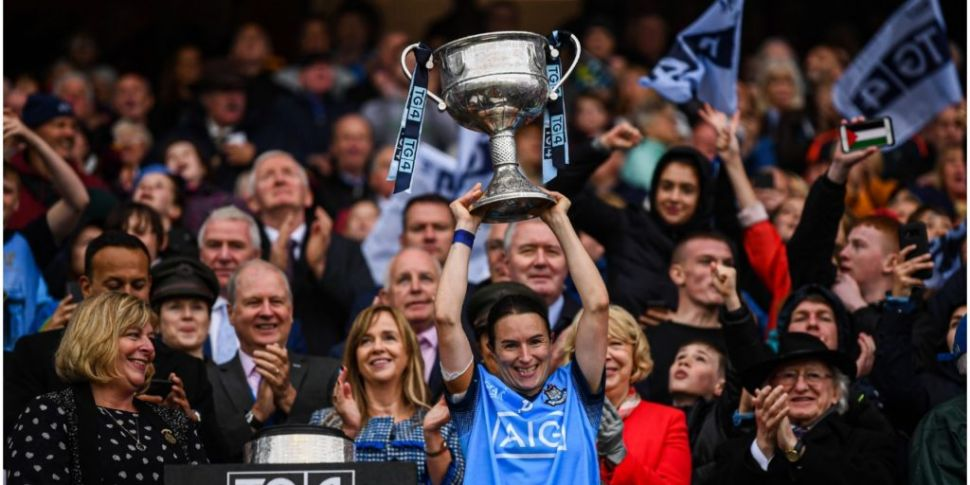 Dublin ladies win three-in-a-r...