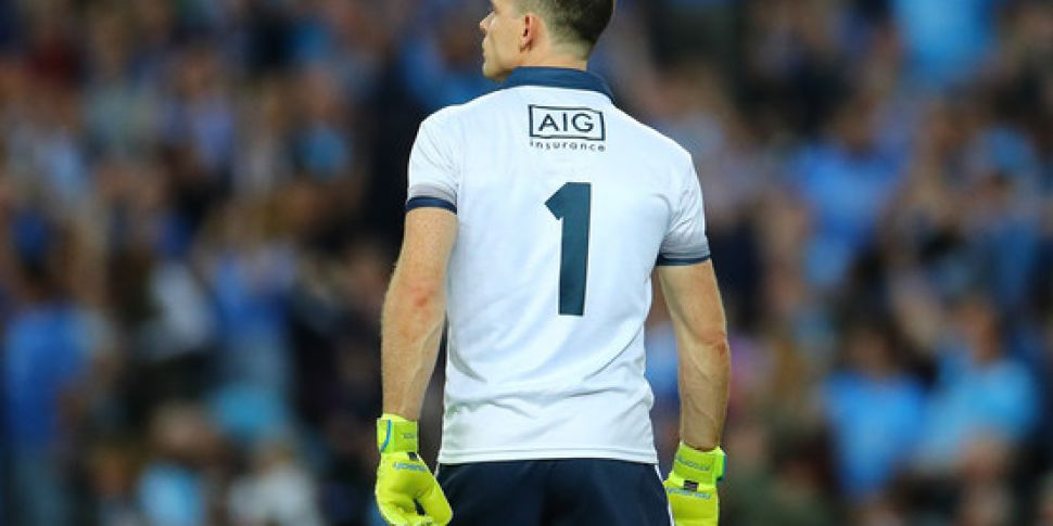 Has Stephen Cluxton played his...
